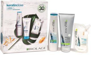 Biolage Advanced Keratindose coffret cadeau I. (pour cheveux sensibilisés)