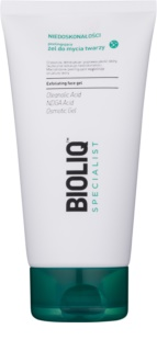 Bioliq Specialist Imperfections gel exfoliante limpiador