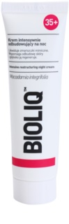 Bioliq 35+ Regenerating Night Cream with Anti-Wrinkle Effect