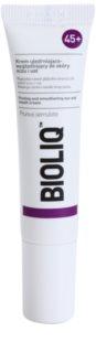 Bioliq 45+ krem ujędrniający na głębokie zmarszczki wokół oczu i ust