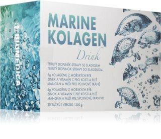 Biomedica Marine Kolagen Drink doplněk stravy pro zdravou pokožku, vlasy a nehty