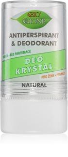 Bione Cosmetics Deo Krystal  μεταλλικό αποσμητικό