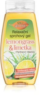 Bione Cosmetics Lemongrass & Limetka gel de dus relaxant