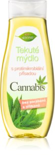 Bione Cosmetics Cannabis Hand Soap With Antibacterial Ingredients