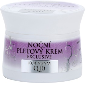 Bione Cosmetics Exclusive Q10 Gesichtscreme für die Nacht