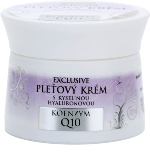 Bione Cosmetics Exclusive Q10 crema viso con acido ialuronico