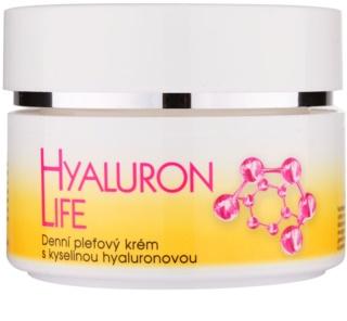 Bione Cosmetics Hyaluron Life denný pleťový krém s kyselinou hyalurónovou