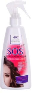 Bione Cosmetics SOS spray para favorecer el crecimiento sano del cabello desde las raíces