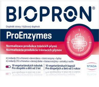 Biopron ProEnzymes probiotický komplex s trávicími enzymy