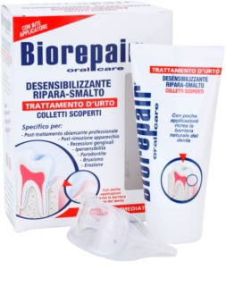 Biorepair Treatment of Sensitive Teeth