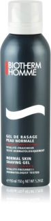 Biotherm Homme Shaving Gel Normal Skin Shaving Gel