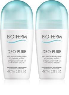 Biotherm Deo Pure coffret cosmétique pour femme