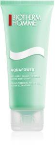 Biotherm Homme Aquapower Fräsch rengöringsgel för ansikte