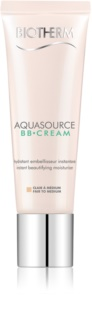 Biotherm Aquasource BB Cream хидратиращ BB крем