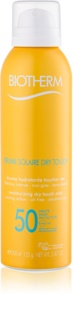 Biotherm Brume Solaire Dry Touch brume solaire hydratante matifiante SPF 50