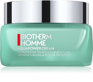 Biotherm Homme Aquapower vlažilna gel krema 72 ur