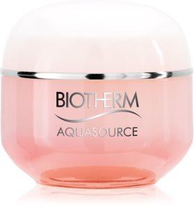 Biotherm Aquasource výživný a hydratační krém pro suchou pleť