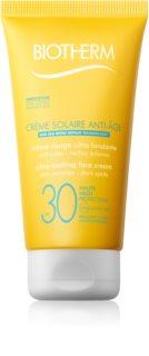 Biotherm Crème Solaire Anti-Âge crème solaire anti-rides SPF 30