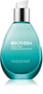 Biotherm Aqua Pure Super Concentrate fluid hidratant pentru ten gras