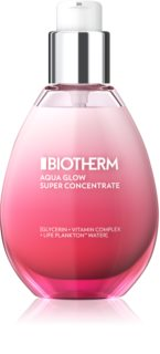 Biotherm Aqua Glow Super Concentrate озаряващ флуид