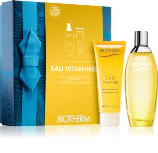 Biotherm Eau Vitaminée coffret cadeau pour femme