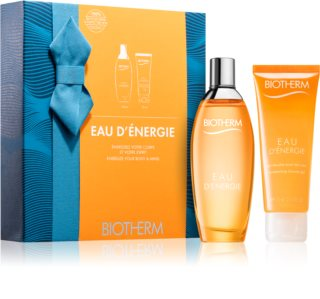 Biotherm Eau D'Énergie Gift Set for Women