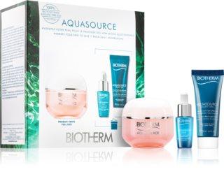 Biotherm Aquasource Geschenkset III. für Damen