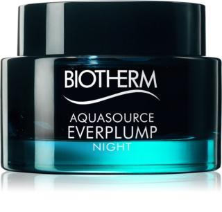 Biotherm Aquasource Everplump Night Gesichts-Maske für die Nacht für die Regeneration und Erneuerung der Haut