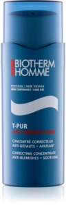 Biotherm Homme T-Pur Anti-Imperfections Concentrate Against Imperfections Acne Prone Skin