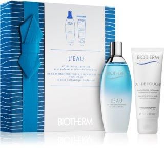 Biotherm L'Eau lote de regalo II. para mujer