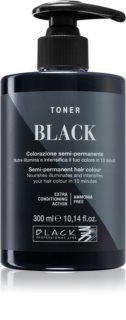 Black Professional Line Toner toner for natural shades