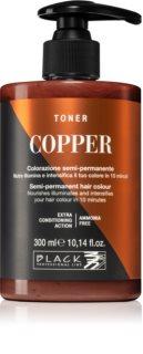 Black Professional Line Toner tinta per sfumature naturali