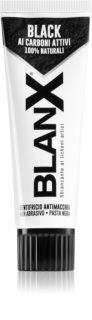 BlanX Black избелваща паста за зъби с активен въглен