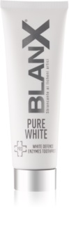 BlanX PRO Pure White Blegende tandpasta