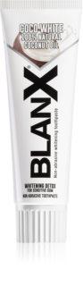 BlanX White Detox Coconut избелваща паста за зъби