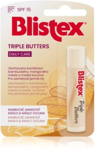 Blistex Triple Butters výživný balzám na rty