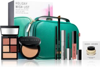 Bobbi Brown Holiday Wish List Deluxe Collection kozmetika szett (hölgyeknek)