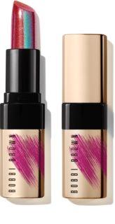 Bobbi Brown Luxe Prismatic Lipstick bleščečo šminko