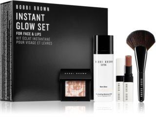 Bobbi Brown Instant Glow Set kozmetični set za sijočo kožo obraza