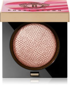 Bobbi Brown Glow From The Heart Luxe Eye Shadow метални сенки за очи