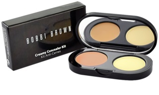 Bobbi Brown Creamy Concealer Kit corector cremos duo