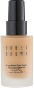 Bobbi Brown Skin Foundation Long-Wear Even Finish langanhaltendes Make-up LSF 15