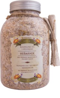 Bohemia Gifts & Cosmetics Bohemia Natur Bath Salt with Three Kinds of Herbs