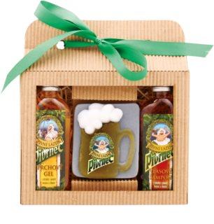 Bohemia Gifts & Cosmetics Beer zestaw kosmetyków IV. (dla mężczyzn)