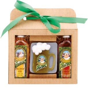 Bohemia Gifts & Cosmetics Beer set de cosmetice IV. (pentru barbati)