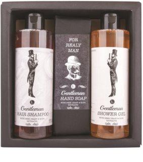 Bohemia Gifts & Cosmetics Gentlemen Spa Gift Set II. (for Men)