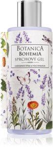 Bohemia Gifts & Cosmetics Botanica sprchový gél s vôňou levandule
