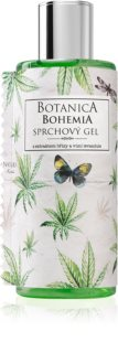 Bohemia Gifts & Cosmetics Botanica Shower Gel With Hemp Oil