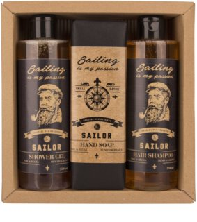 Bohemia Gifts & Cosmetics Sailor Gift Set for Men