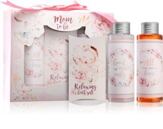 Bohemia Gifts & Cosmetics Mom To Be confezione regalo (per donne incinte e giovani mamme) da donna
